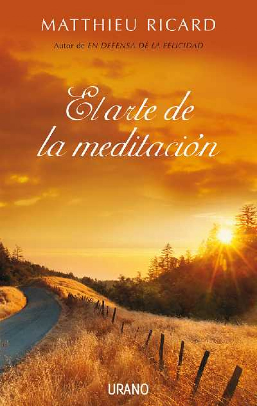 El arte de la meditación 9788479537227