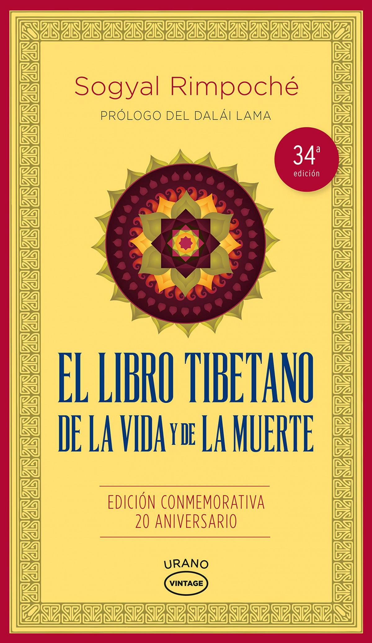 EL libro tibetano de la vida y de la muerte 9788479539030