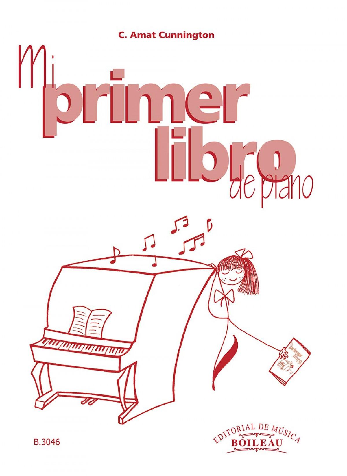 Mi primer libro de piano 9788480202862