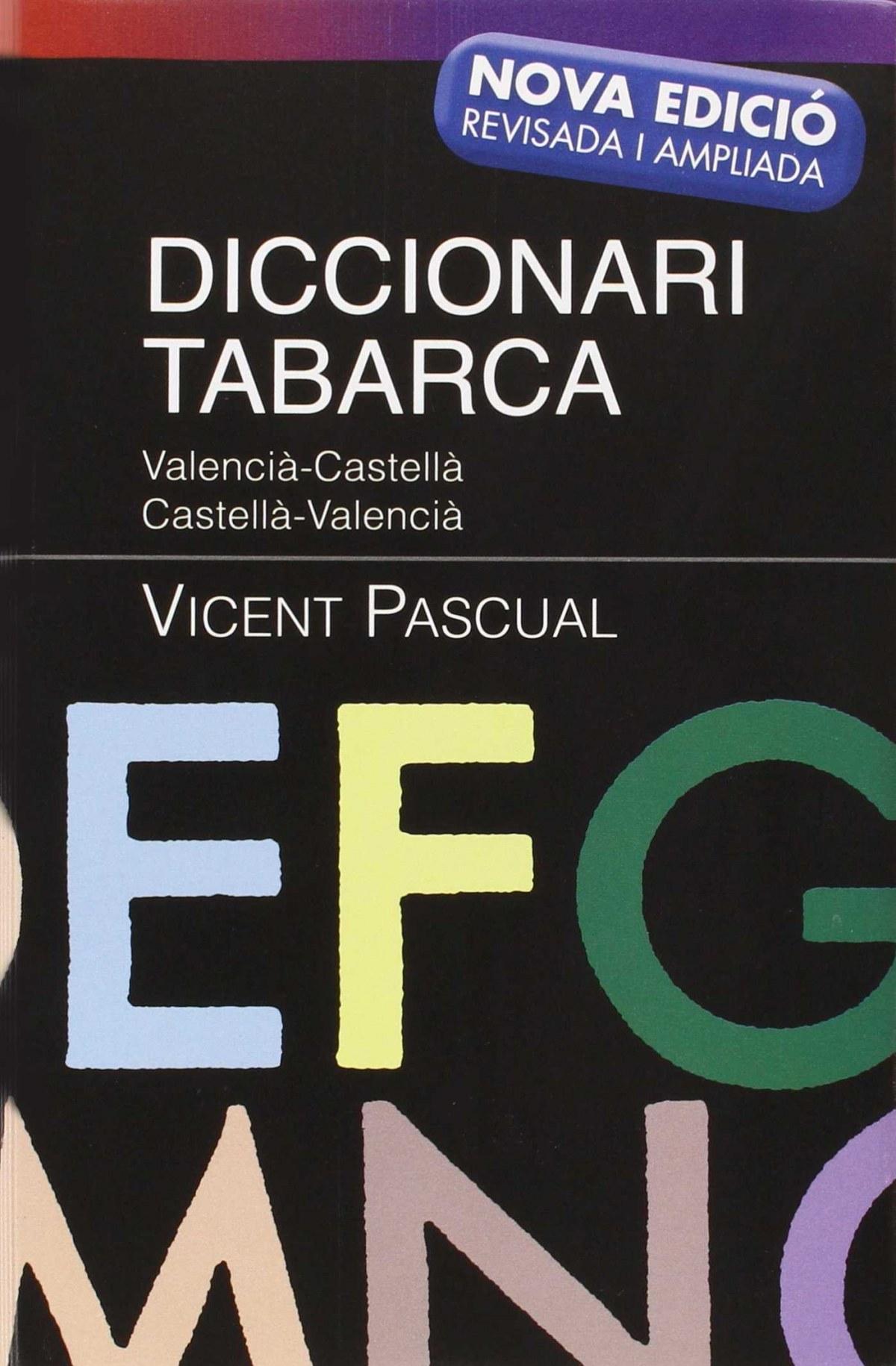 Diccionari tabarca llengua 9788480252973