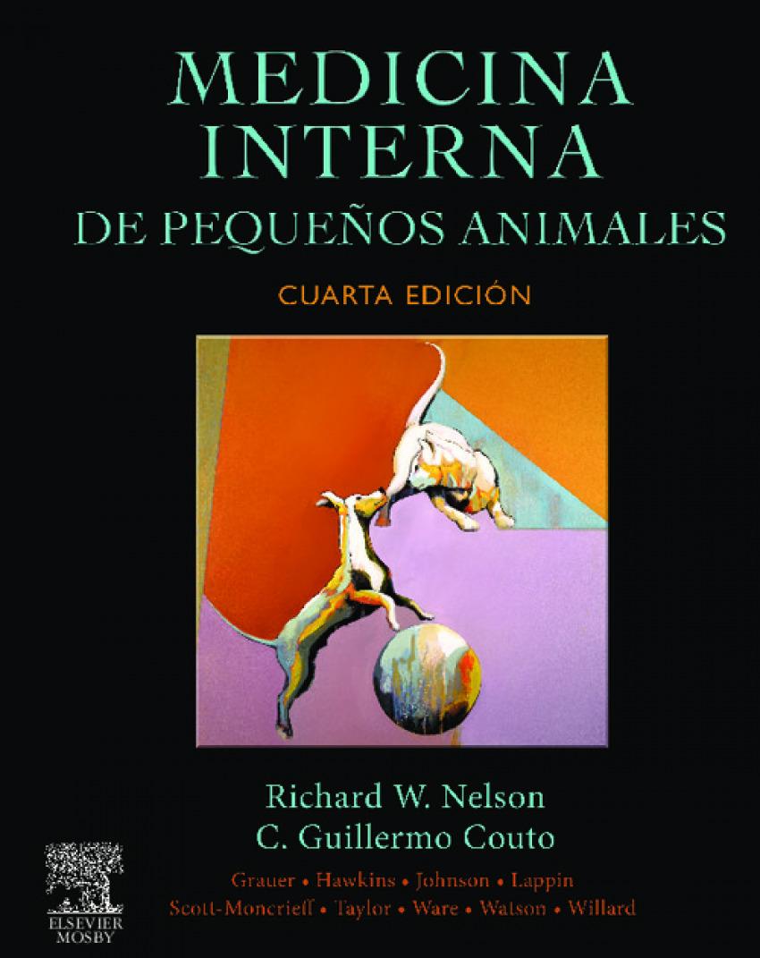 MEDICINA INTERNA EN PEQUEñOS ANIMALES 9788480865012