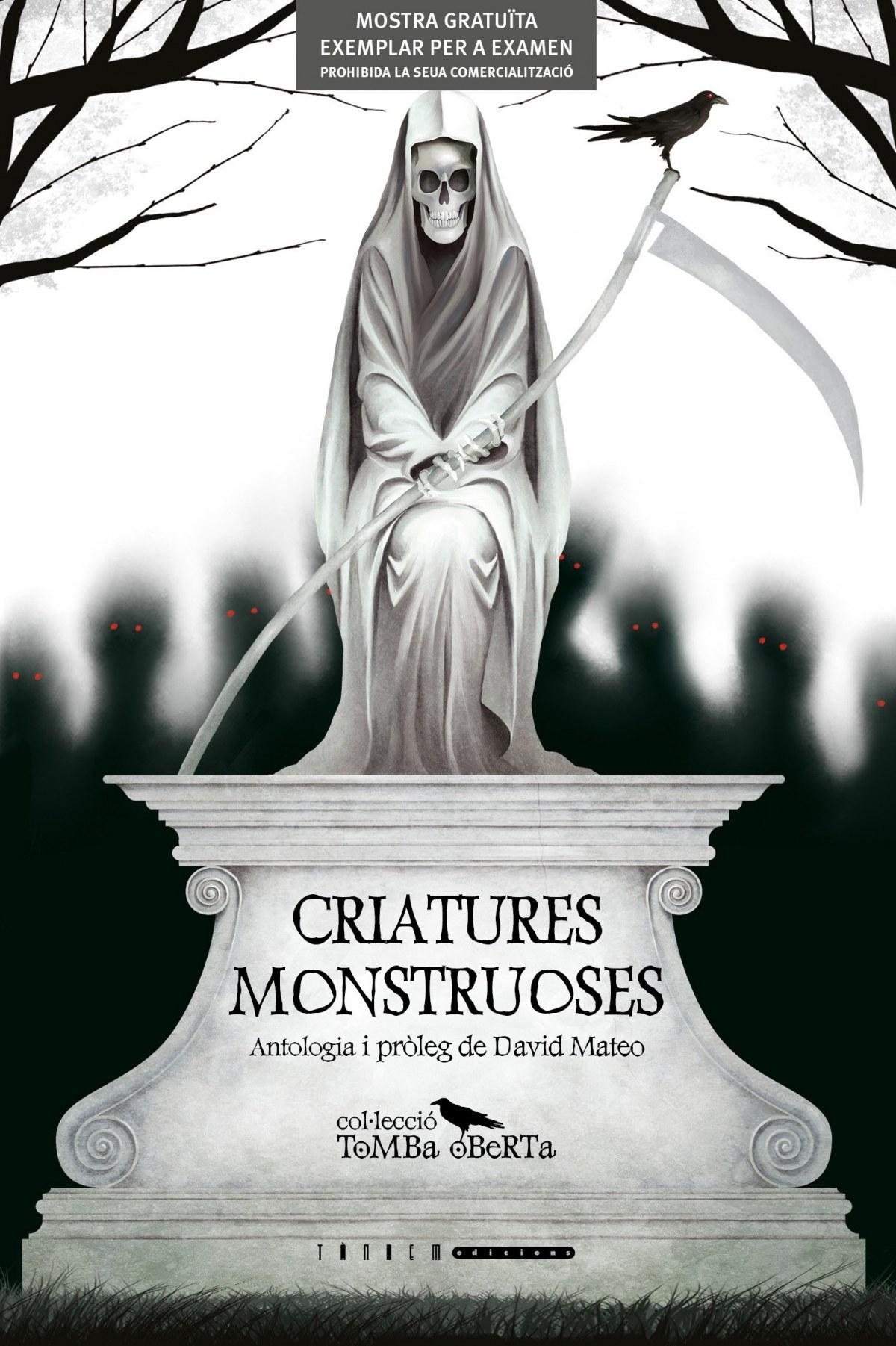 Criatures monstruoses 9788481310665