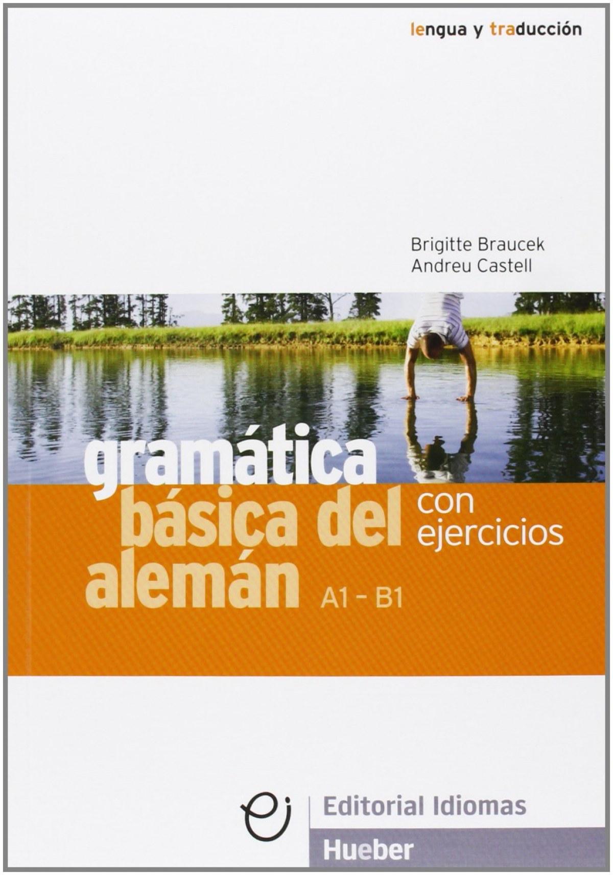 Gramatica basica aleman con ejercicios 9788481410440