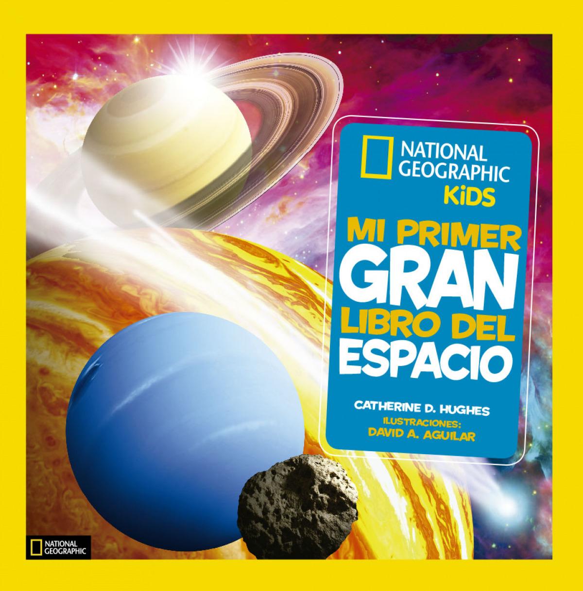 Mi primer gran libro del espacio 9788482985893