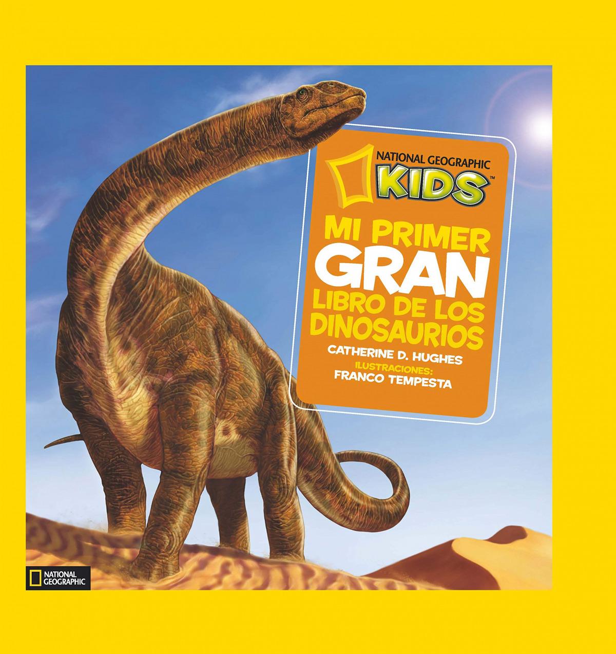 Mi primer gran libro de los dinosaurios 9788482985909