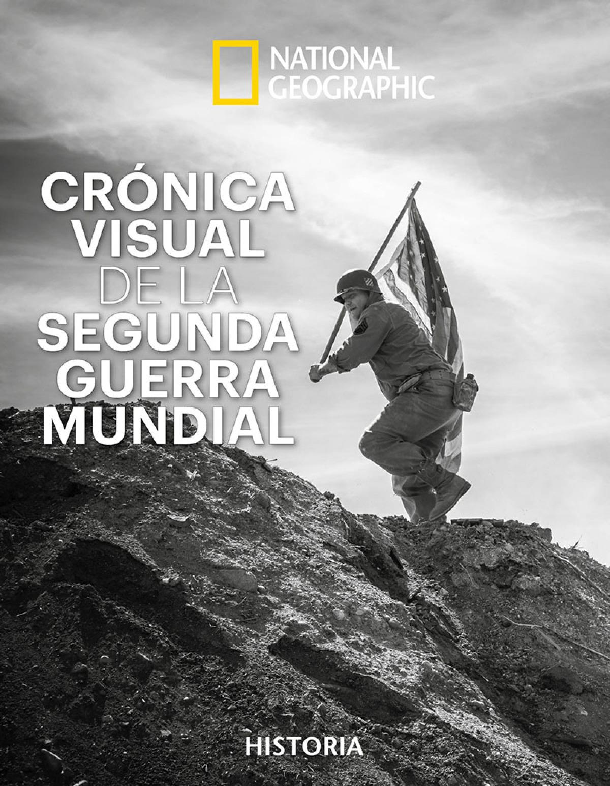 CRÓNICA VISUAL DE LA SEGUNDA GUERRA MUNDIAL 9788482987248