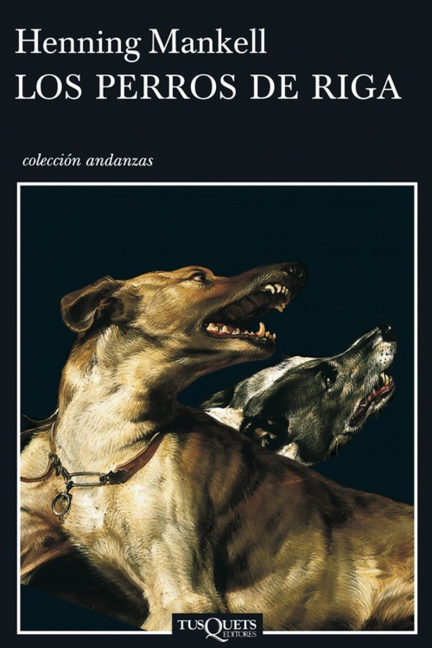 Los perros de Riga 9788483102220