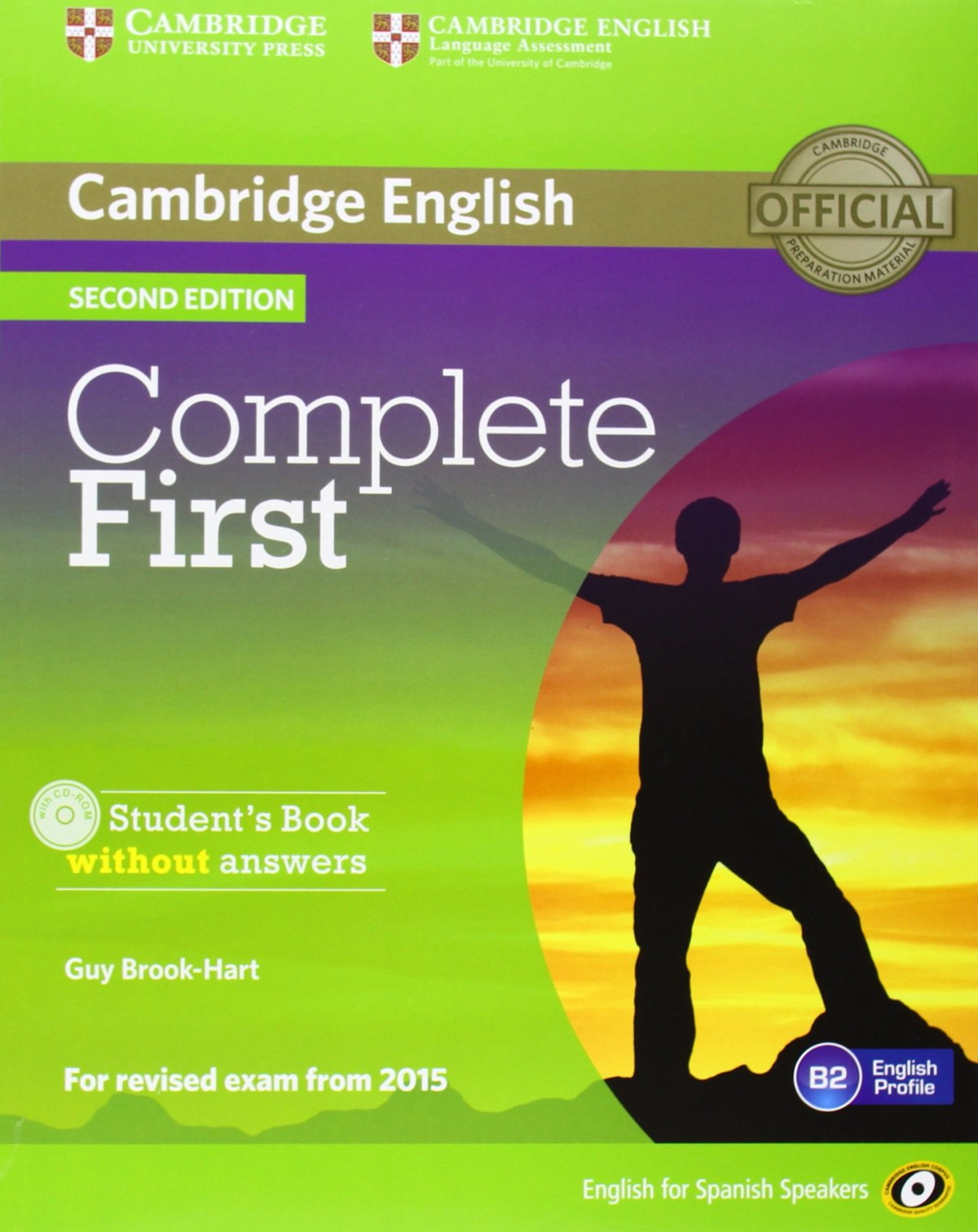 Complete first certificate st+wb-key+cd 9788483238332