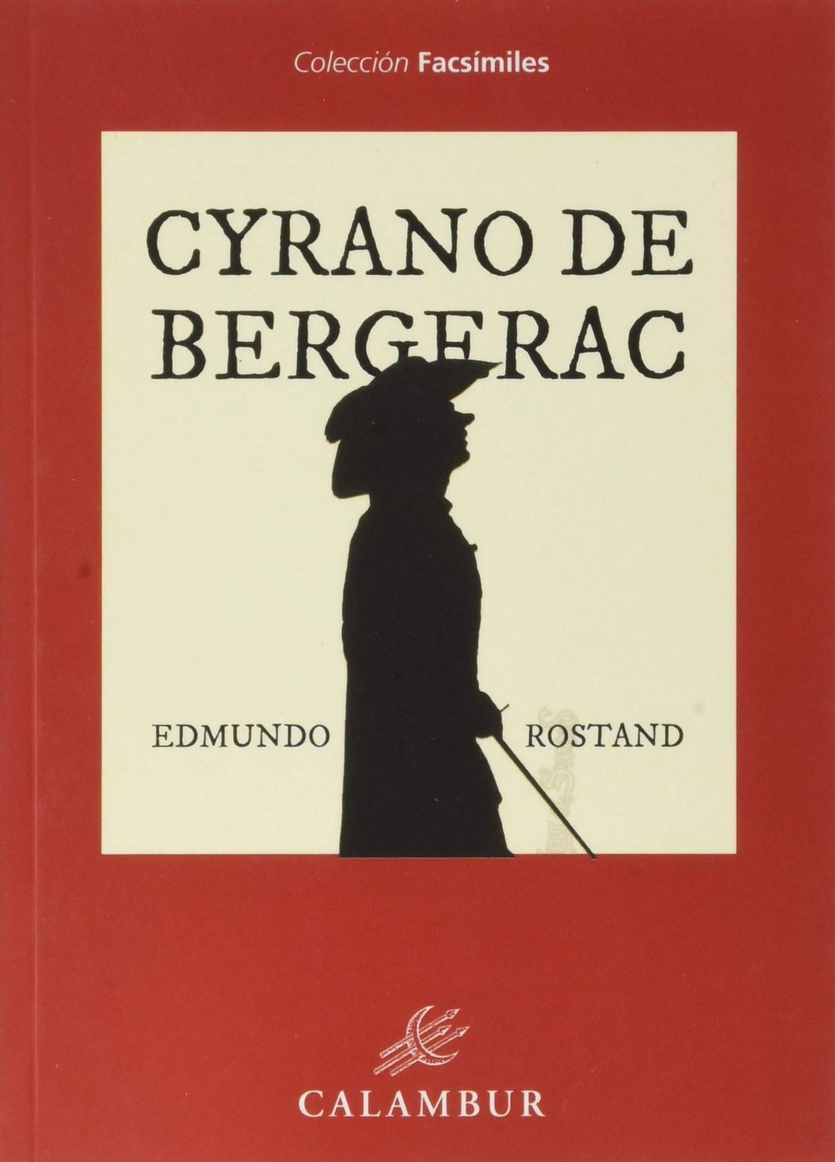 CYRANO DE BERGERAC 9788483595022