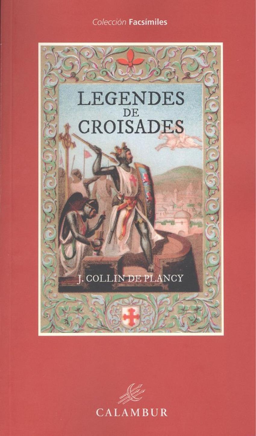LEGENDES DE CROISADES 9788483595138