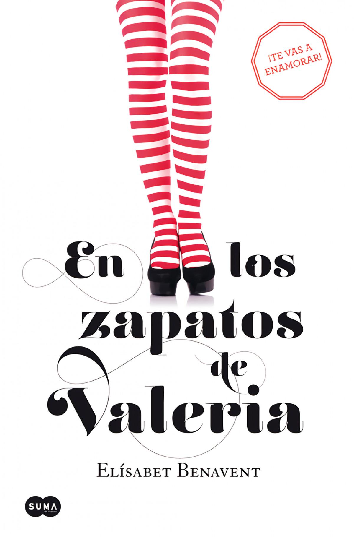 EN LOS ZAPATOS DE VALERIA 9788483655368