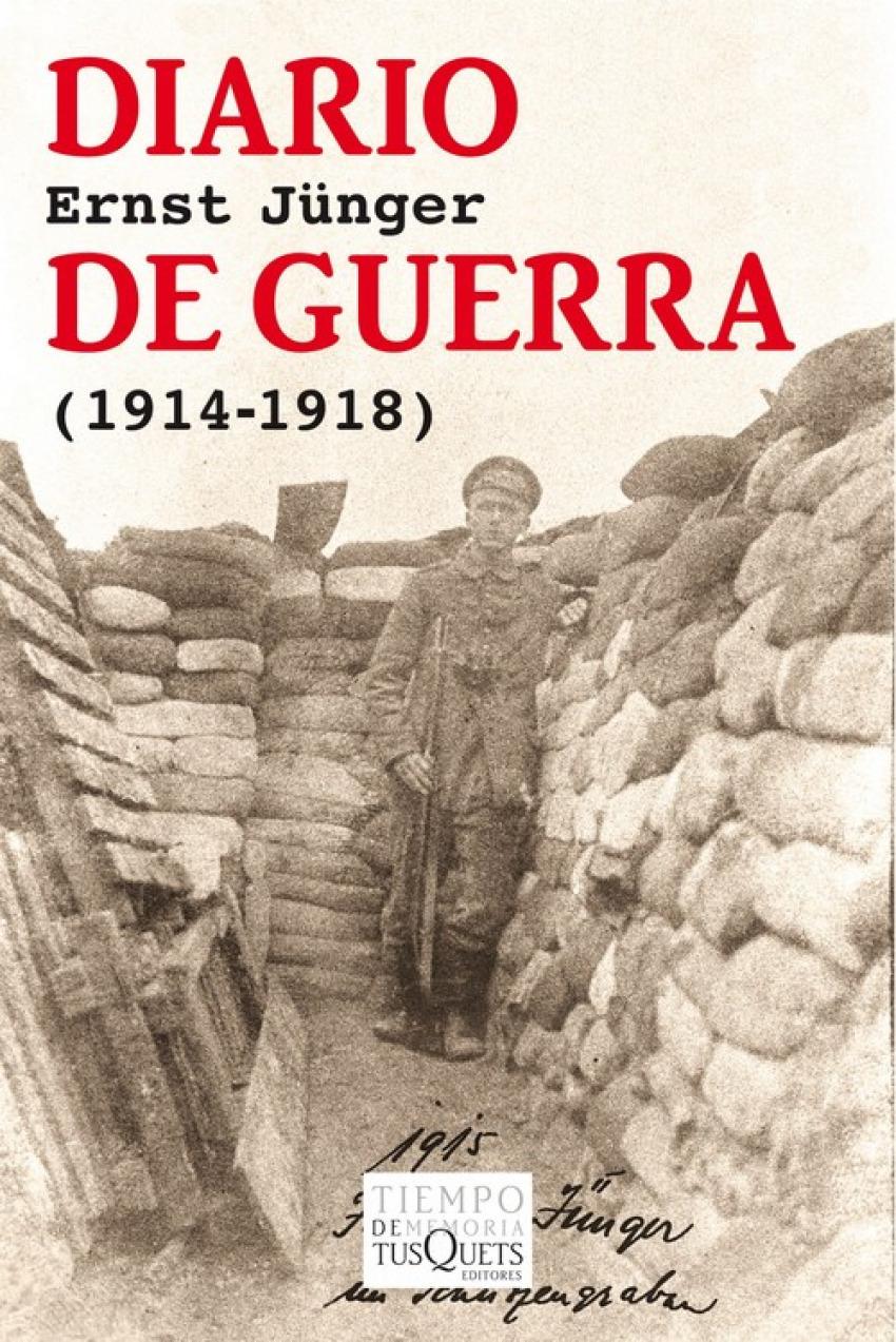 Diario de guerra 9788483834794