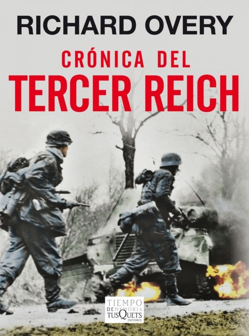 Crónica del Tercer Reich 9788483837771