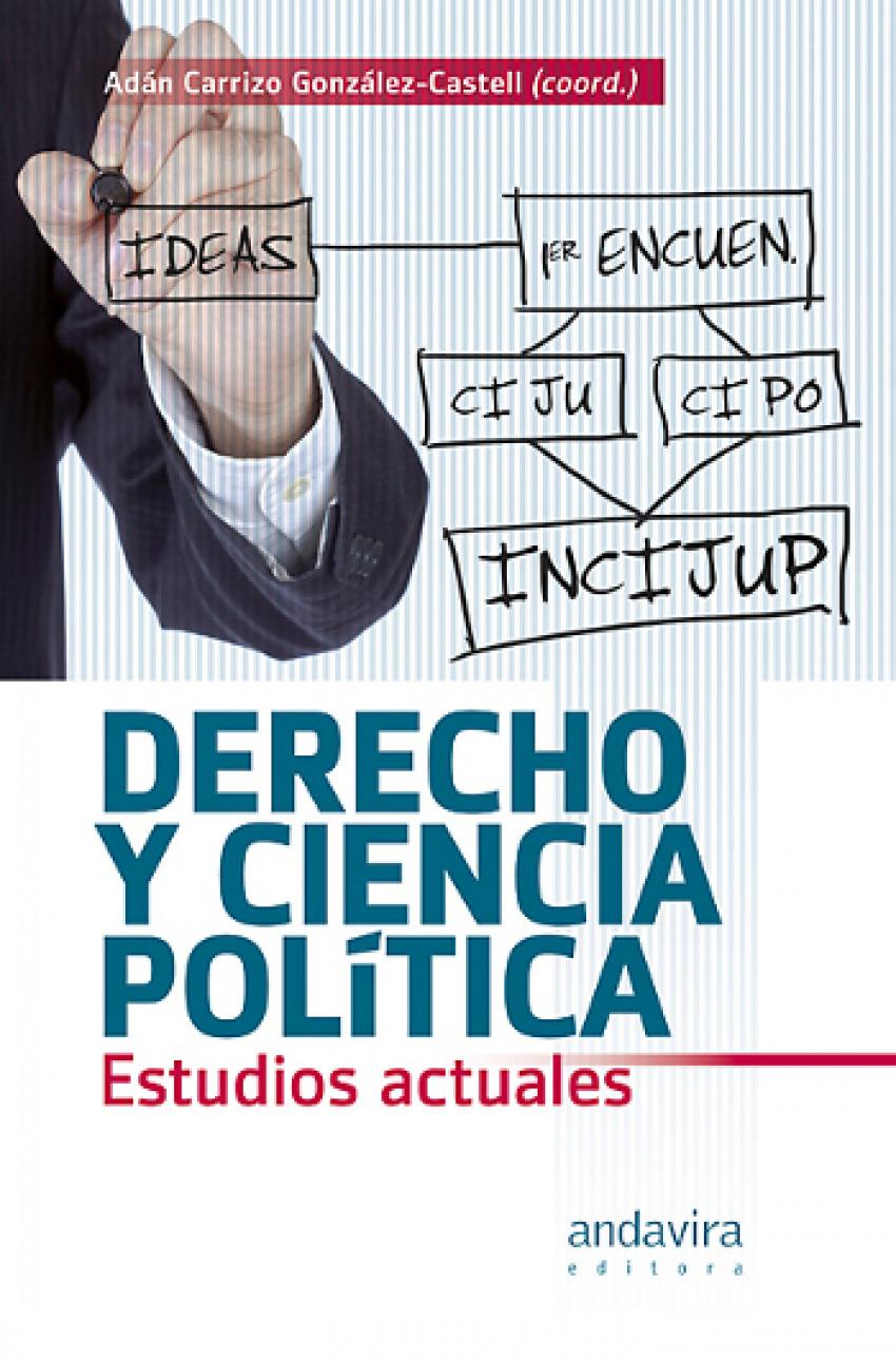 Derecho y ciencia pol¡tica 9788484086284