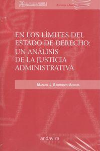 En los l¡mites del estado derecho 9788484087342
