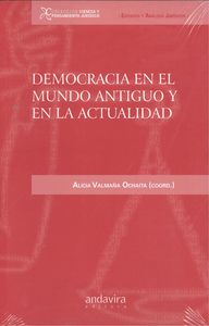 Democracia en el mundo antiguo y en la actualidad 9788484087403