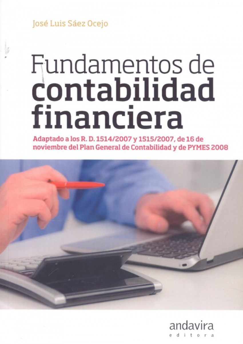 FUNDAMENTOS DE CONTABILIDAD FINANCIERA 9788484088592