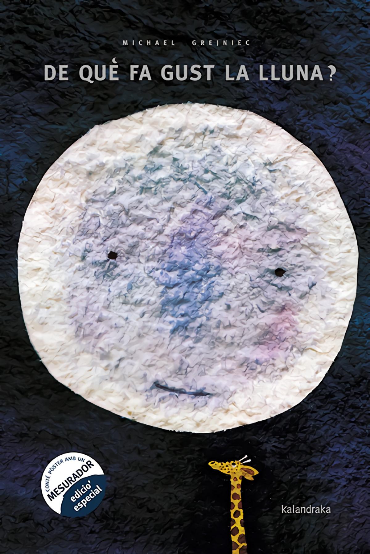 De què fa gust la lluna? 9788484645610