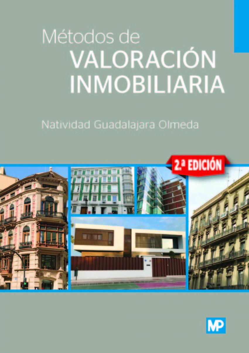 MÉTODOS DE VALORACION INMOBILIARIA 9788484767398