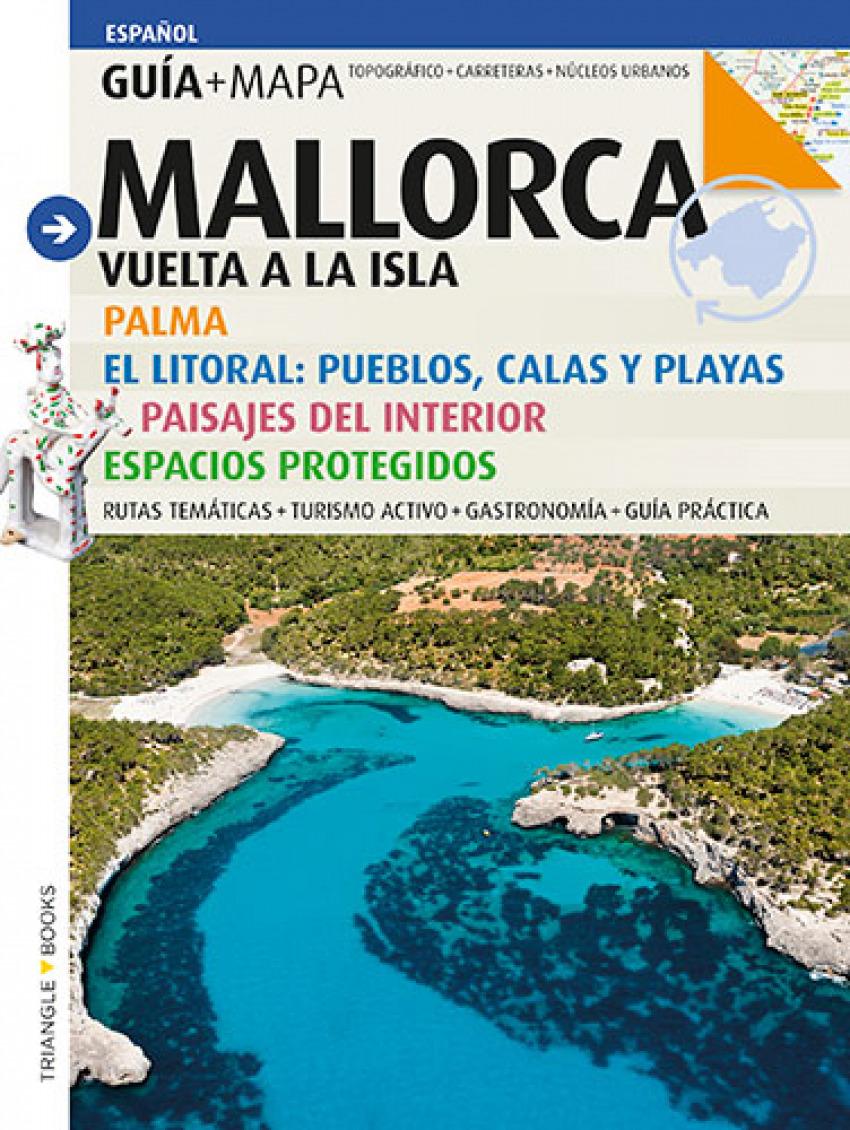 Mallorca:vuelta a la isla 9788484786351