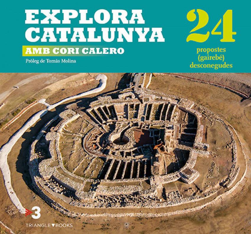 Explora Catalunya amb Cori Calero 9788484787013