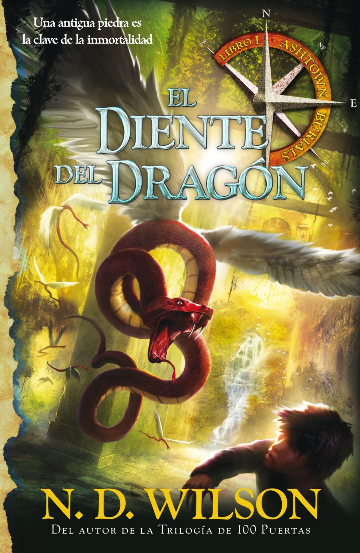 EL DIENTE DEL DRAGON 9788484834786