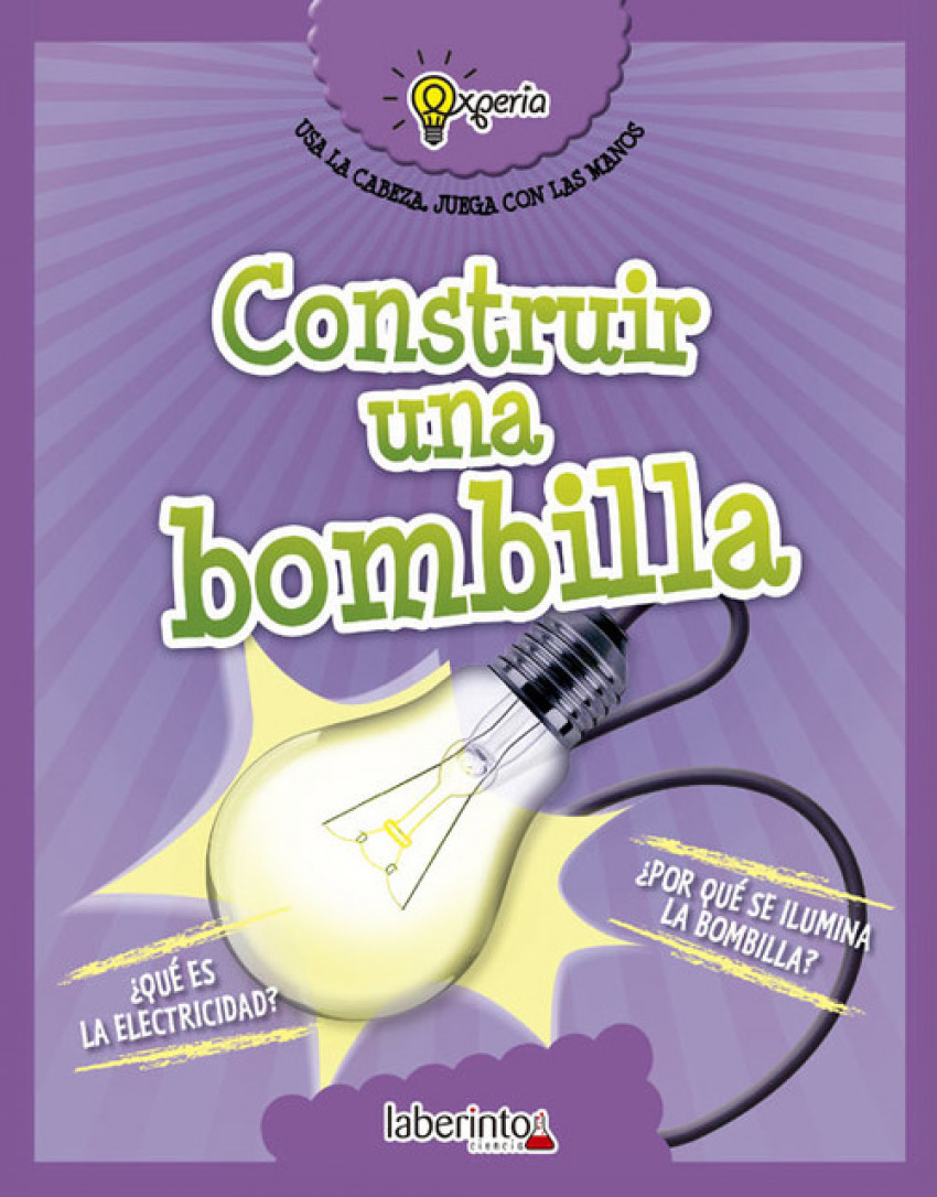 CONSTRUIR UNA BOMBILLA 9788484838968
