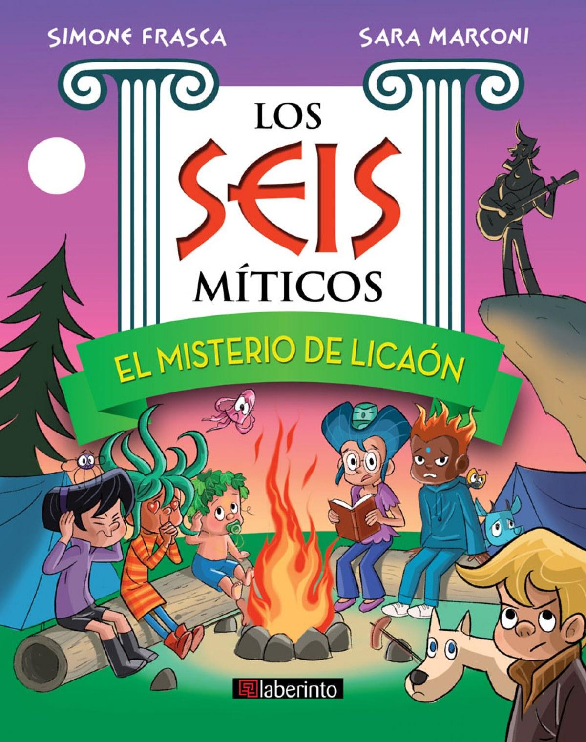EL MISTERIO DE LICAÓN 9788484839545