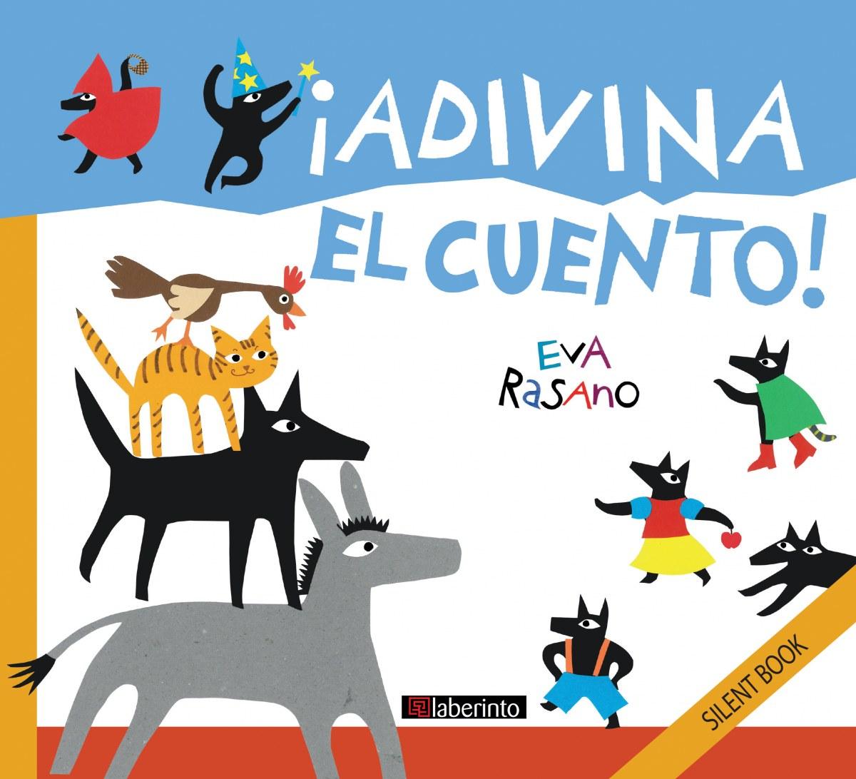 ¡ADIVINA EL CUENTO! 9788484839569