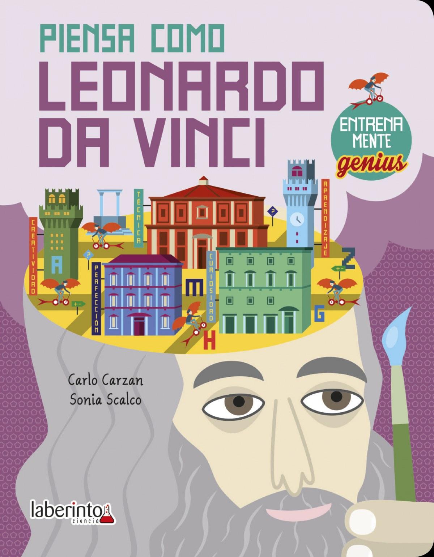 PIENSA COMO LEONARDO DA VINCI 9788484839927