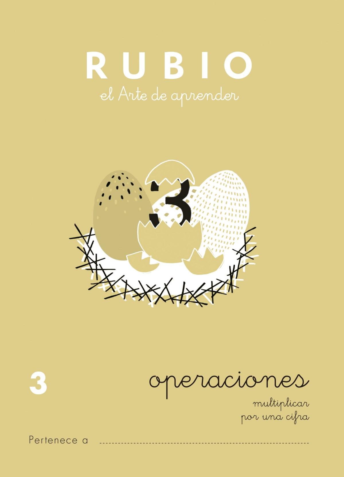 Problemas Rubio, n 3 9788485109548