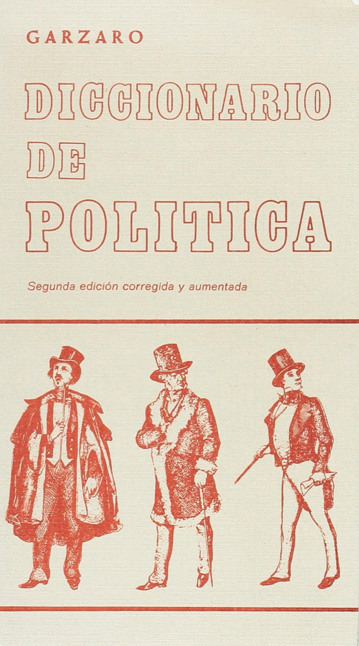 Diccionario de pol¡tica 9788485664290