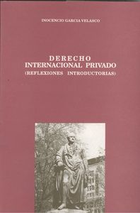 Derecho internacional privado 9788485664665