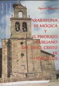 Arabayona mógica y priorato basiliano ssmo.cristo hornillos 9788485664764