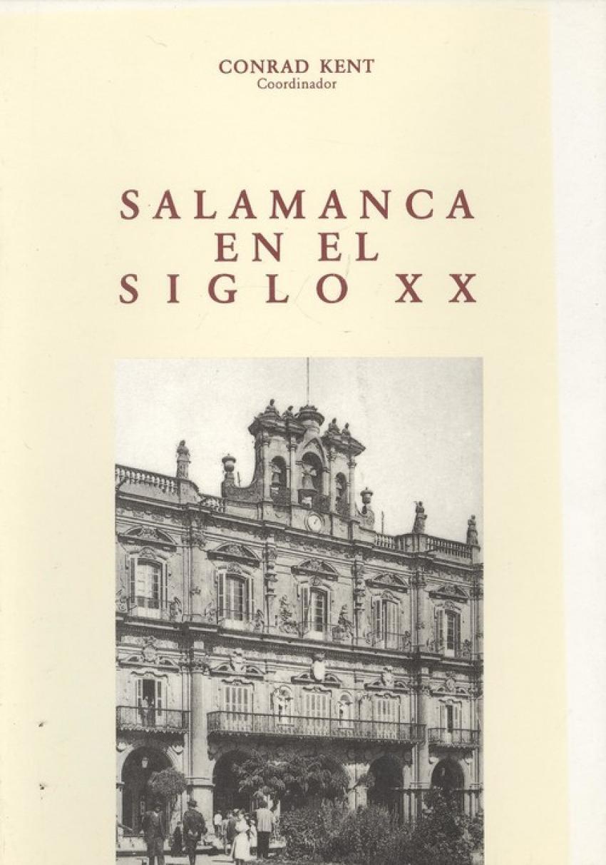 Salamanca siglo xx 9788485664917