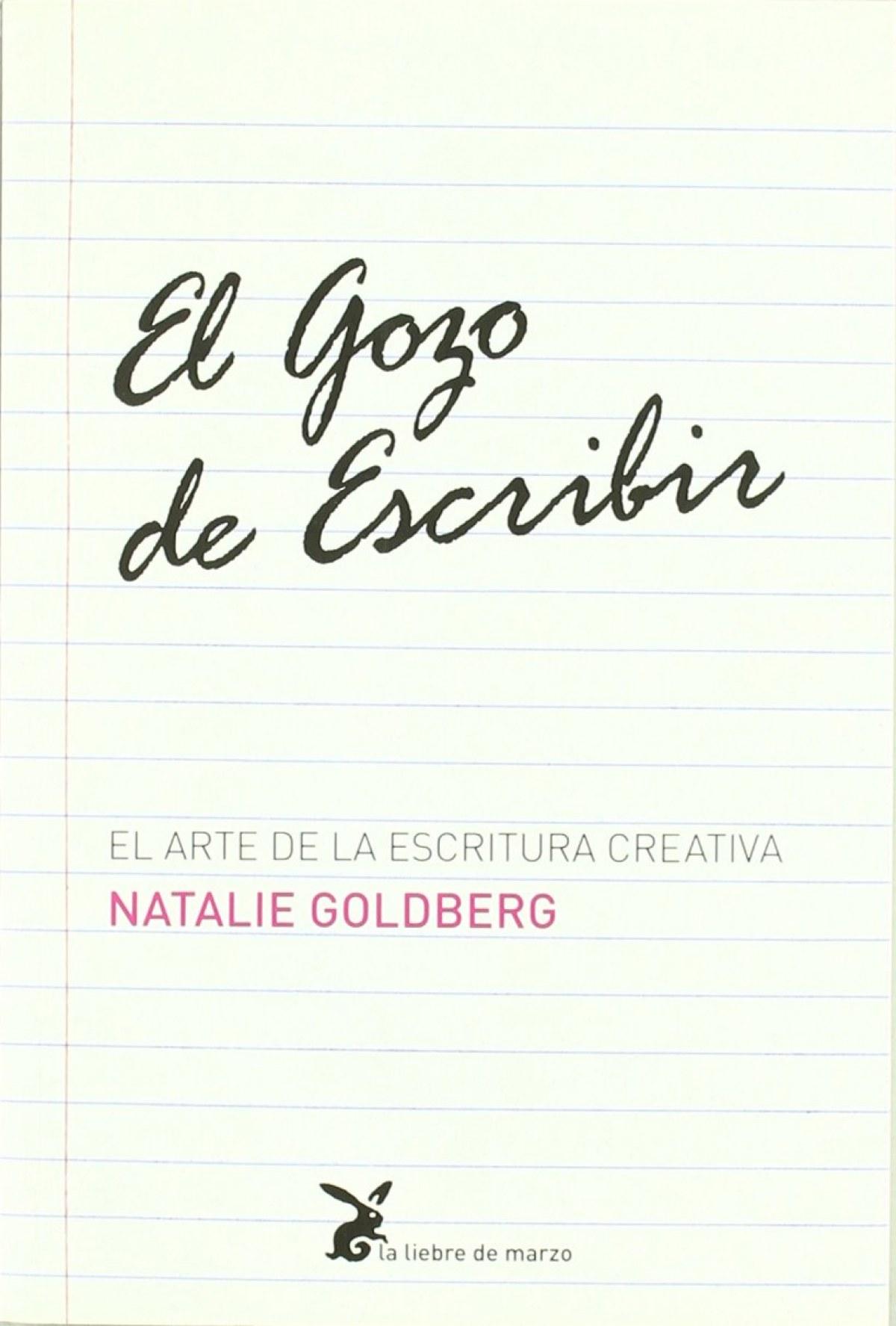 EL GOZO DE ESCRIBIR 9788487403095