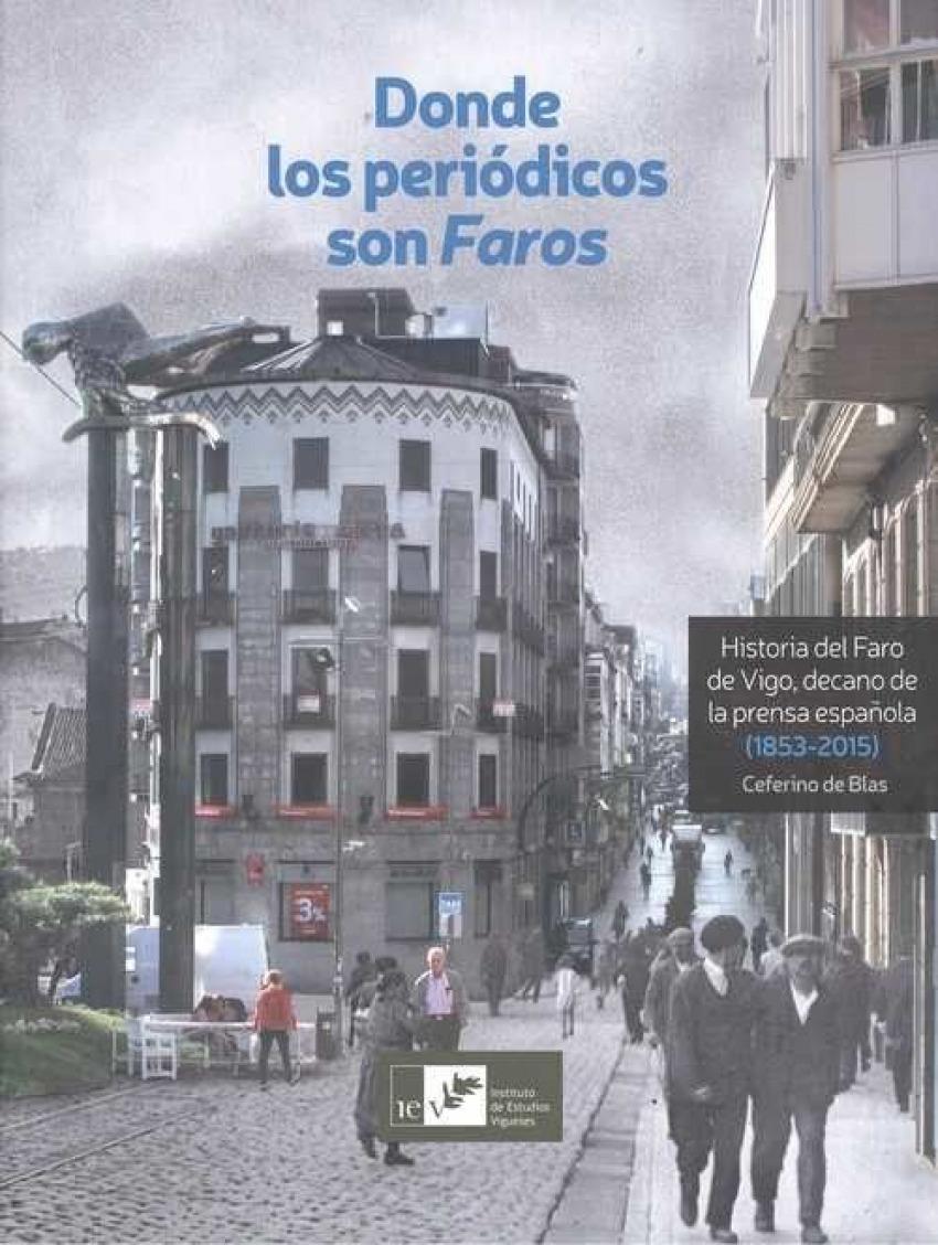 DONDE LOS PERIÓDICOS SON FAROS 9788489599673