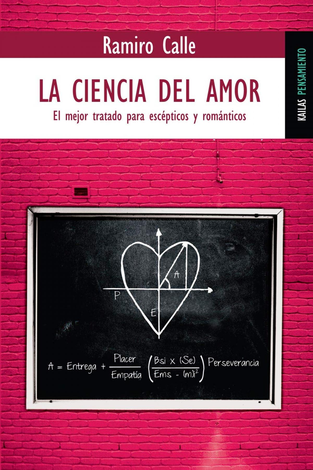 La ciencia del amor 9788489624825
