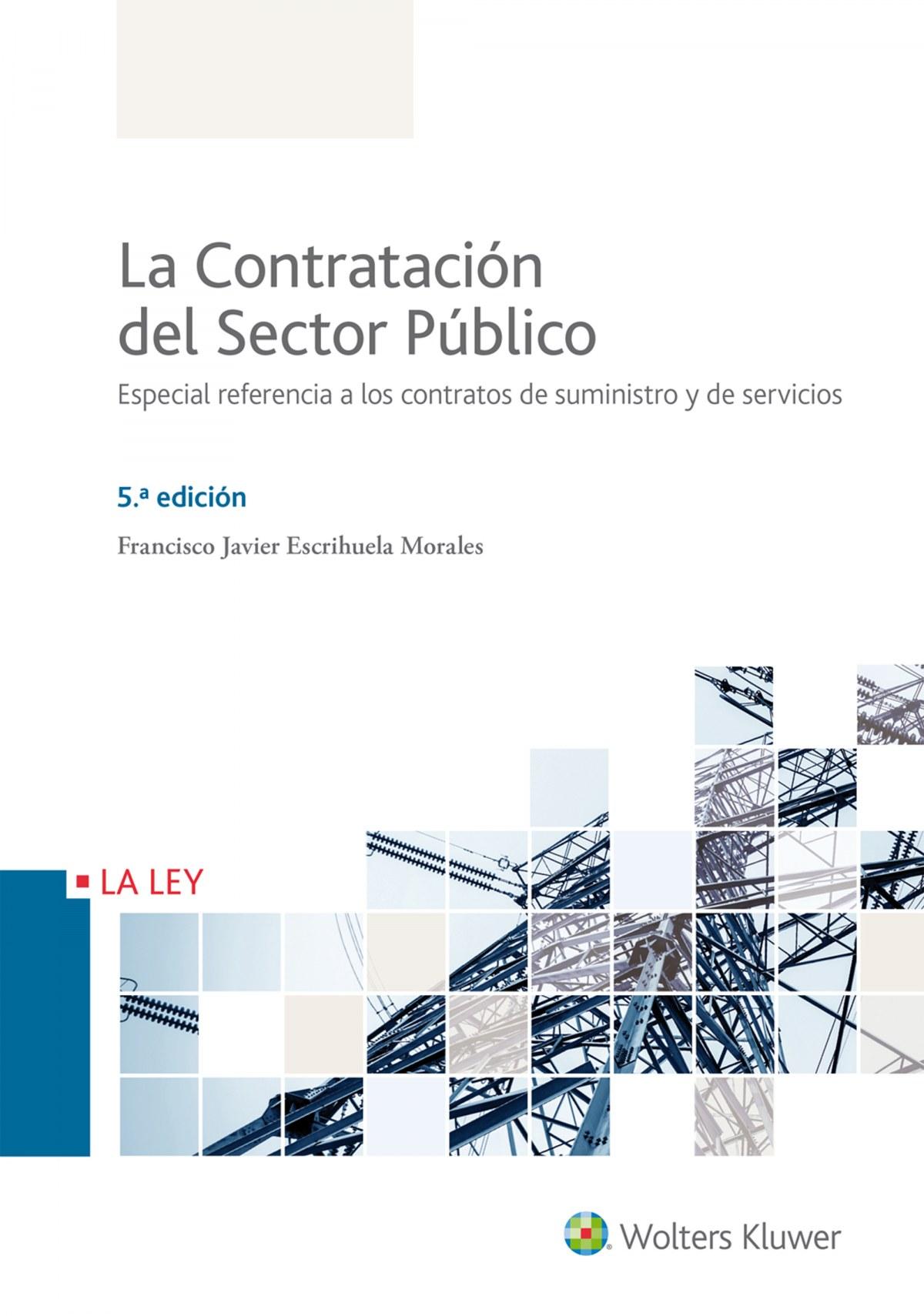 LA CONTRATACIÓN DEL SECTOR PÚBLICO 9788490206959