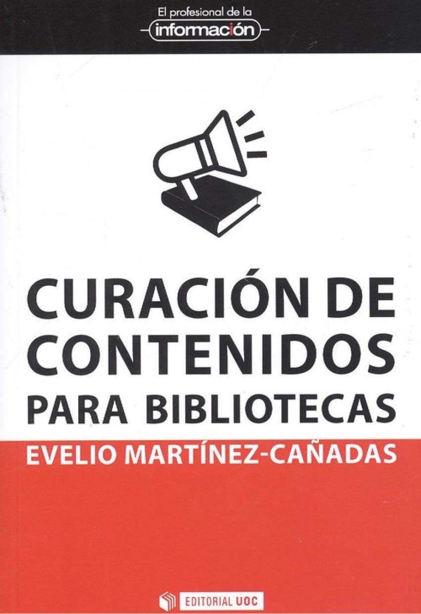 CURACIÓN DE CONTENIDOS PARA BIBLIOTECAS 9788490293706