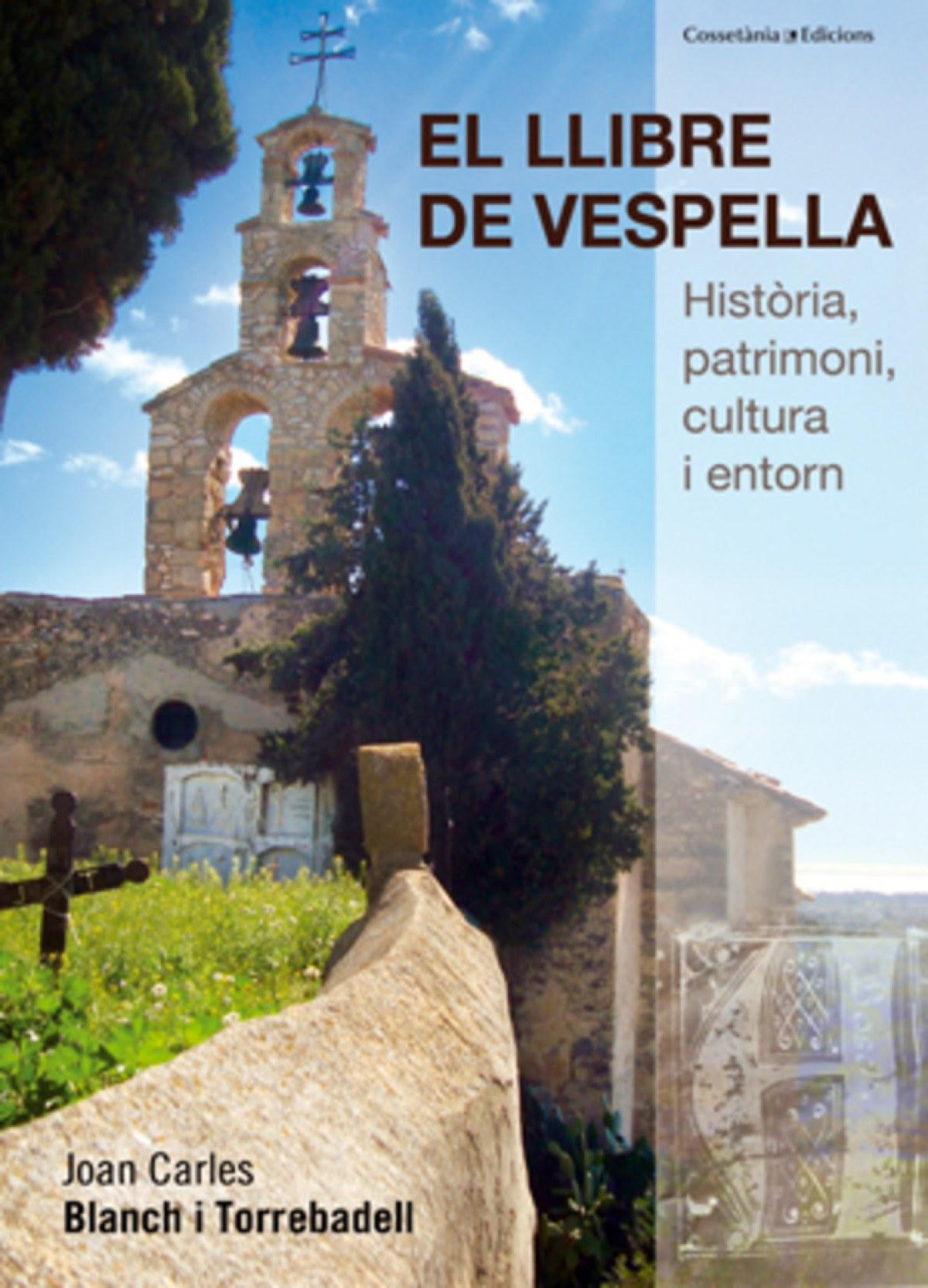 El llibre de Vespella 9788490341520
