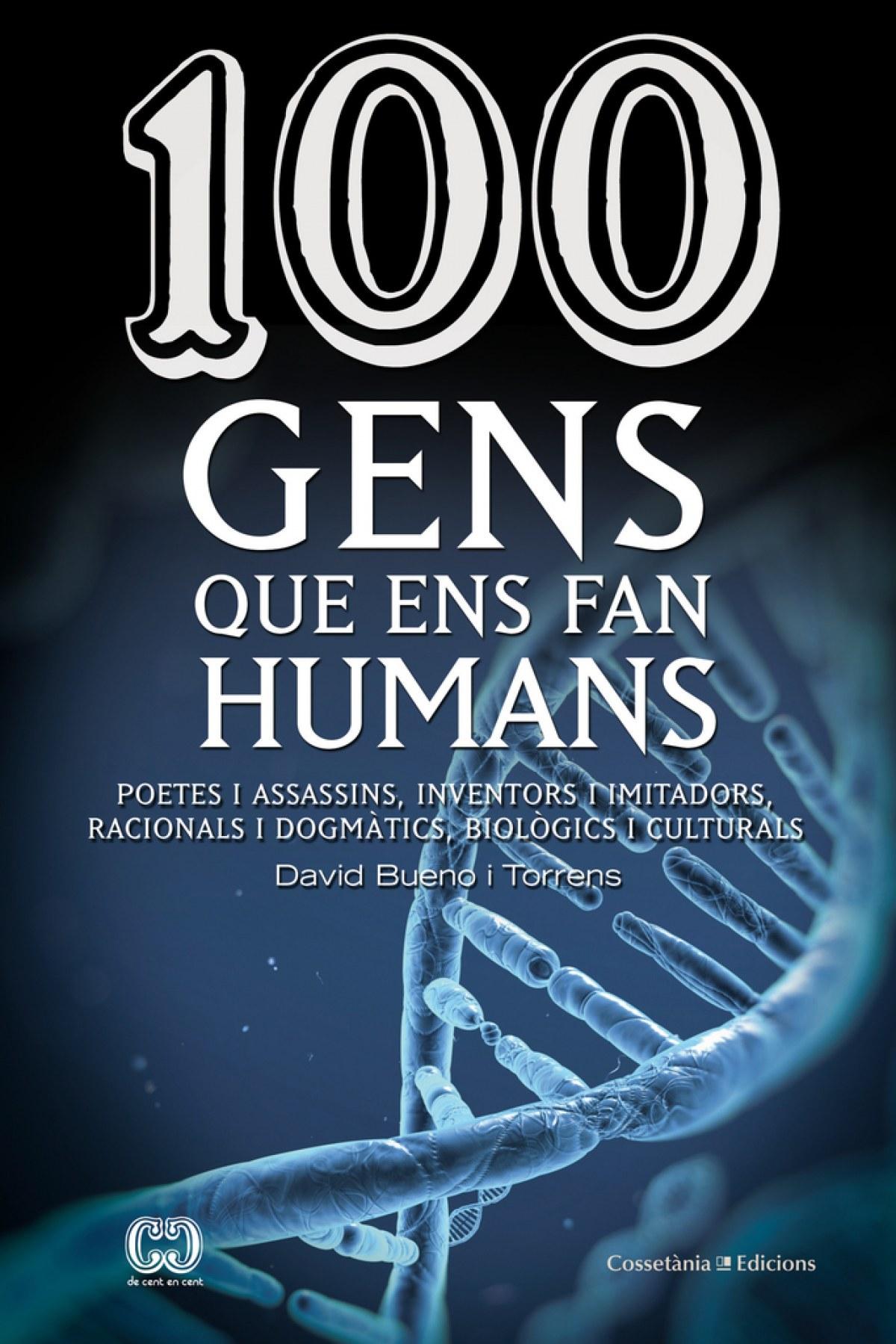 100 cen que ens fan humans 9788490343548