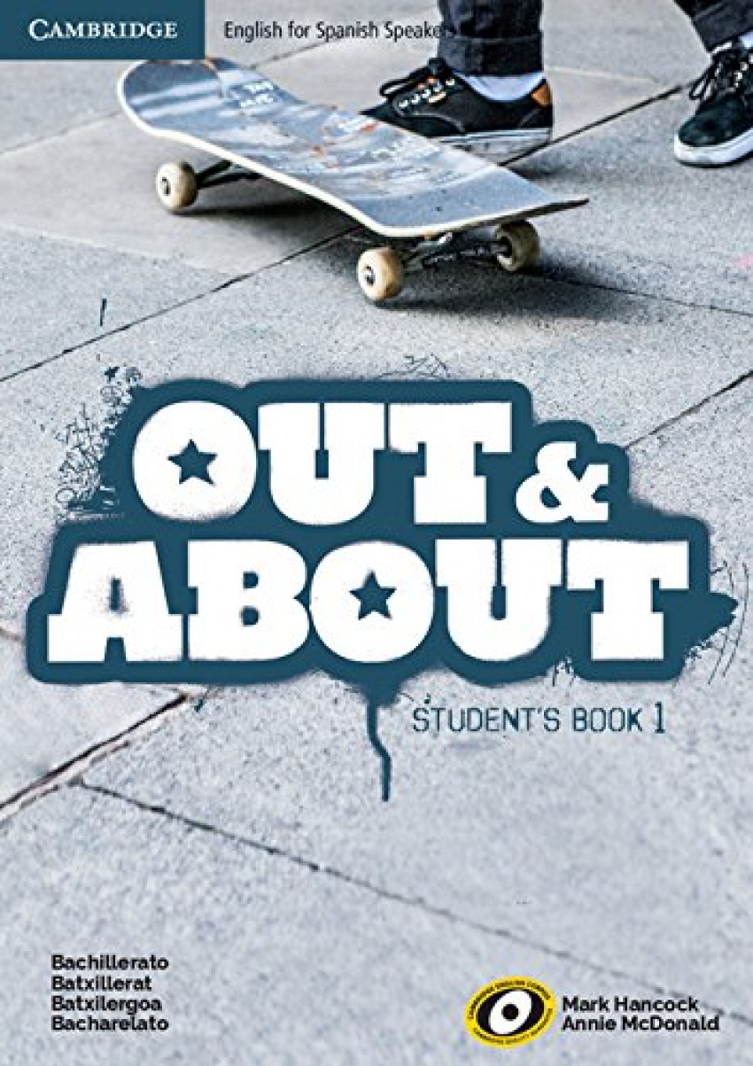 Out &about 1 students +common mistakes booklet 9788490368015