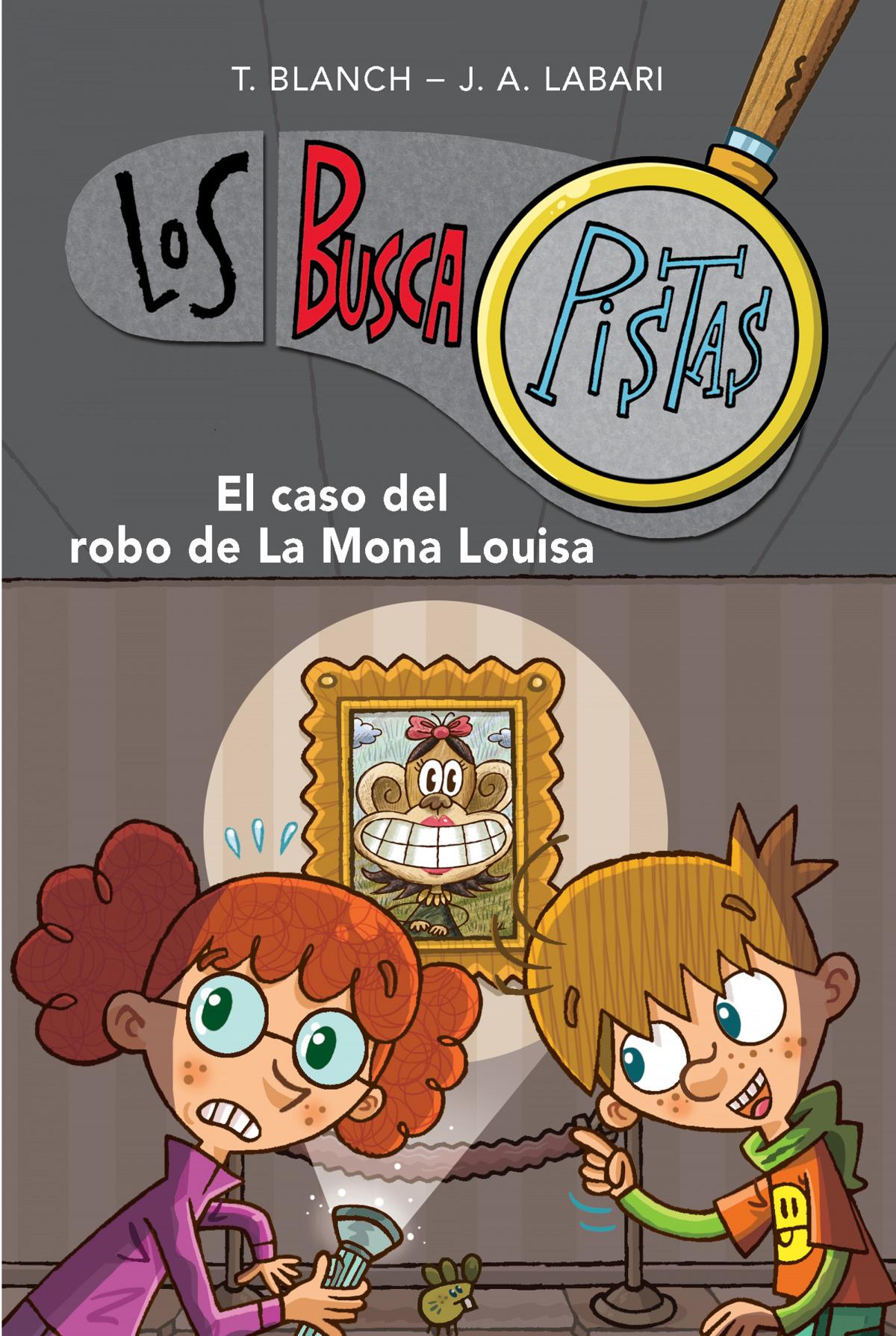 El caso del robo de la Mona Louisa 9788490430040