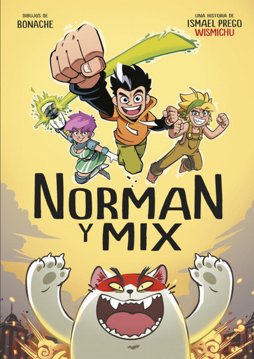 Norman y Mix 9788490436523