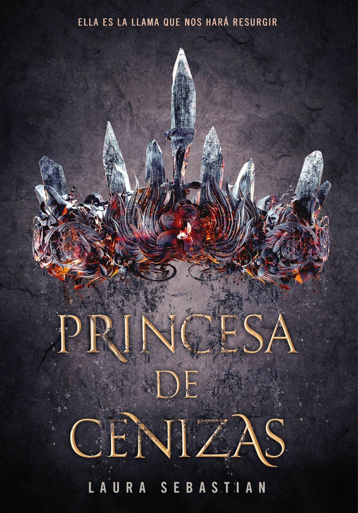 PRINCESA DE CENIZAS 9788490438886