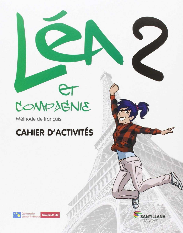LEA ET CIE 2 CAHIER + CD CAHIER 9788490491003