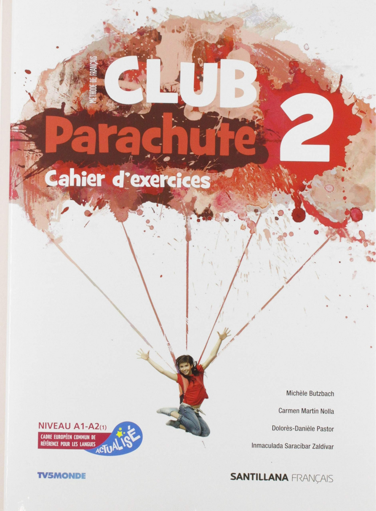 PARACHUTE 2o.ESO. PACK CAHIER D EXERCICES 2019 9788490494004