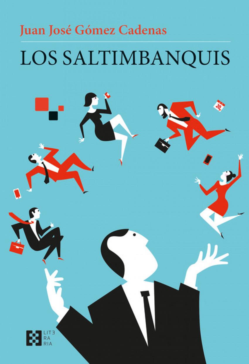 LOS SALTIMBANQUIS 9788490559239