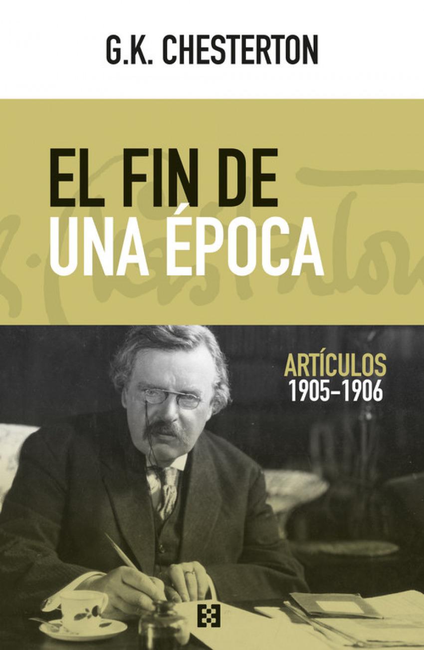 EL FIN DE UNA ÉPOCA 9788490559529